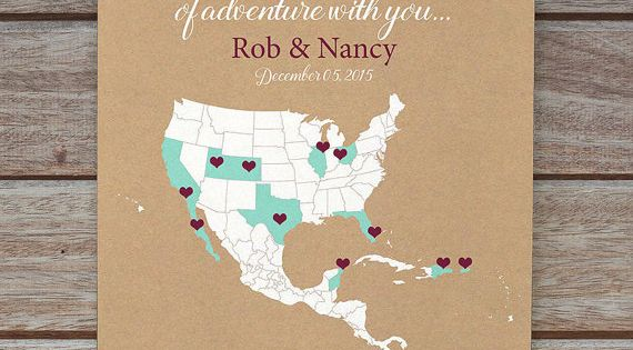 10 Year Wedding Anniversary Gifts For Wife: 10 Year Anniversary Gifts, 10th Anniversary Personalized