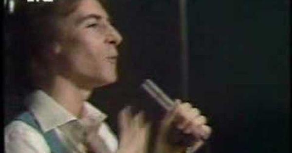 Alfonso Pahino Yo Soy Gitano Tve Aplauso Aplausos Gitanas Canciones