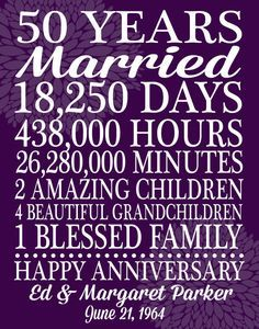 Image Result For 50 Years Anniversary Poems Wedding Anniversary