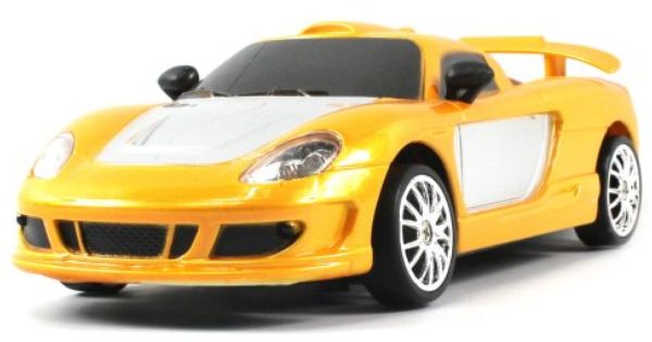Porsche Carrera Gt Electric Rc Drift Car 1 24 Scale Rtr Ready To Run Perform Various Drifts Comes W Extra Rub Drifting Cars Rc Cars And Trucks Rc Drift Cars