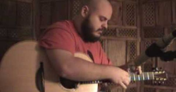 Andy McKee acoustic guitar Great!