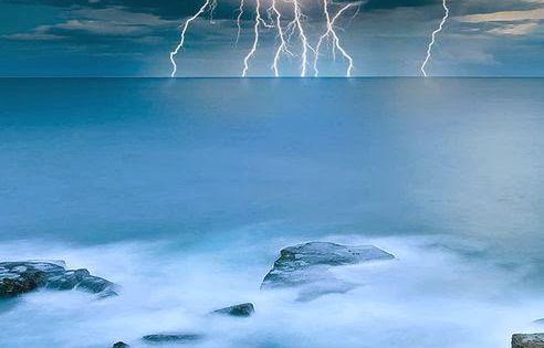 Lightning Thunderstorm Shocking Bond by Timothy Poulton, Sydney, Australia