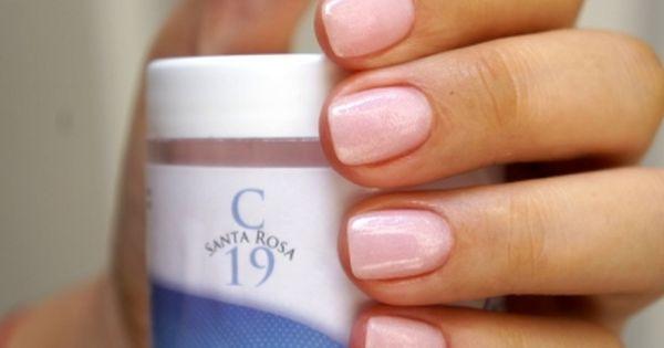 C19 Santa Rosa Nexgen Nexgen Nails Colors Nexgen Nails Next Gen Nails