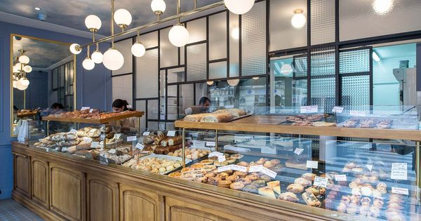 Gana boulangerie architecte interieur decorateur paris for Difference architecte d interieur et decorateur