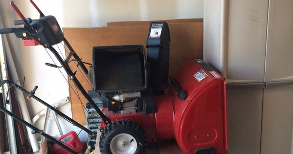 The Quot Mower Blower Double Stacker Quot A Good Way To Save Some