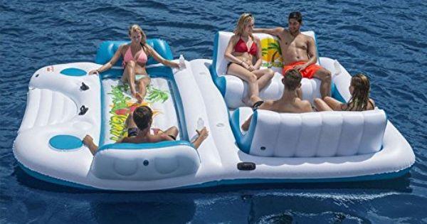 Sun Pleasure Tropical Tahiti Floating Island Sun Pleasure