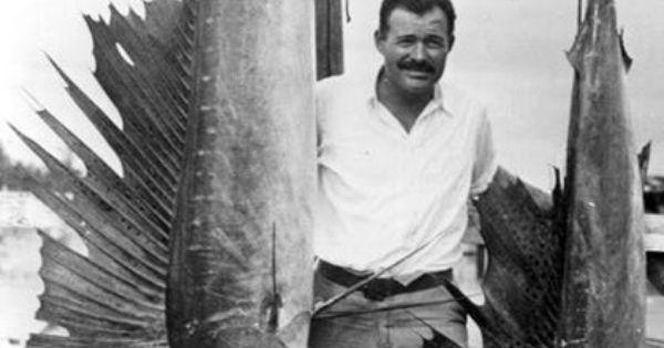 Sailing Quotes Hemingway Quotesgram: Ernest Hemingway Key West, Florida 1941