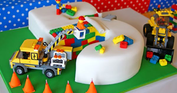 lego cake ideas | The cake is such a work of art!