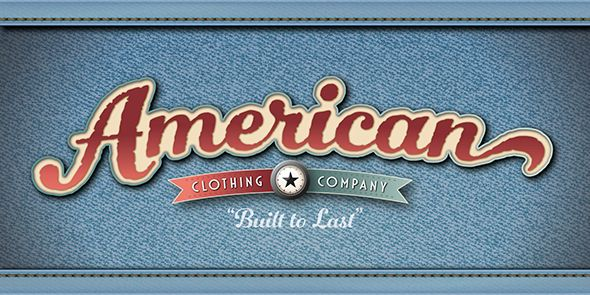 Number Five is pure Americana, suitable for titling, display, logo, signage, and editorial work