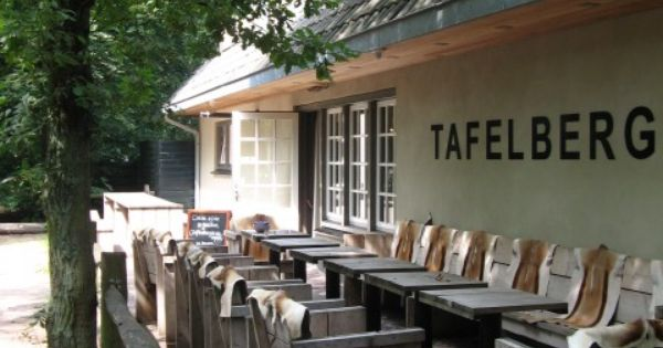 Restaurant tafelberg blaricum noord holland dream on for Terrace 45 menu