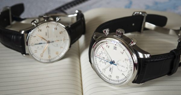 A Week On The Wrist The Iwc Portuguese Chronograph Classic Iwc