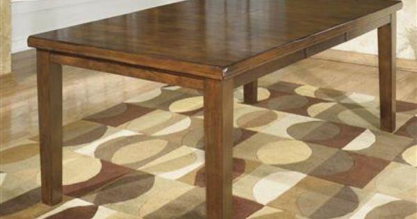 Ashley Furniture Ralene Rectangular Butterfly Extension Table Dining Table Extension Dining Table Extendable