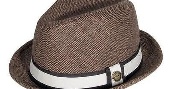 046a5ac996b Hats and Headwear 159078  New Goorin Brothers Charm Brown Men S Hat -  BUY  IT NOW ONLY   49.95 on eBay!