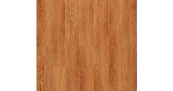 Trafficmaster Interlock 5 45 64 In X 35 45 64 In X 4 Mm Traditional Oak Amber Vinyl Plank Flooring 22 Vinyl Plank Flooring Vinyl Plank Real Hardwood Floors