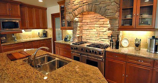 Stone Stove Hood Google Search Kitchen Remodel Pinterest Westlake Village Simi Valley