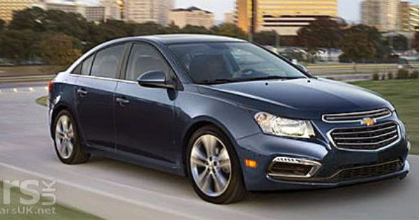 2015 Chevrolet Cruze Gets A Facelift And New Connectivity