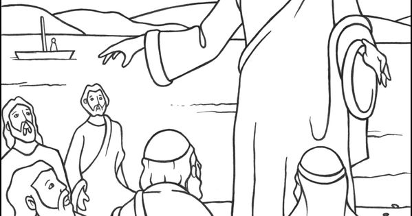 Luminous mysteries coloring pages coloring pages for Joyful mysteries coloring pages