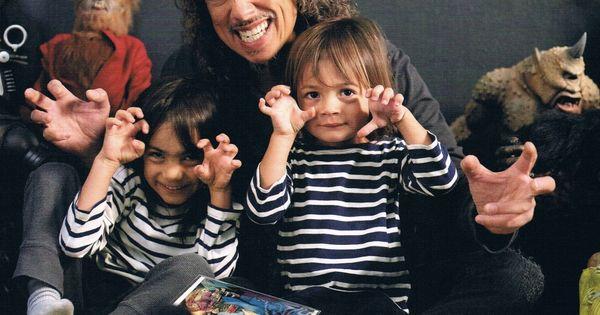 Kirk And His Children Mu 1q 1s L1f Pinterest
