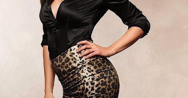 Adriana Lima Skirt 77