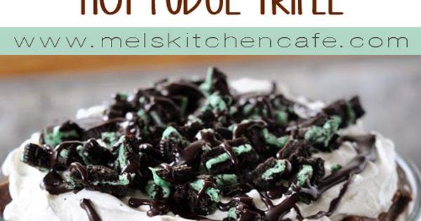 ... Oreo Hot Fudge Trifle | Recipe | Trifles, Mint Brownies and Hot Fudge