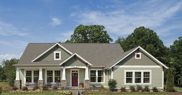The hollybriar model charlotte nc charlotte nc homes for Craftsman home builders charlotte nc