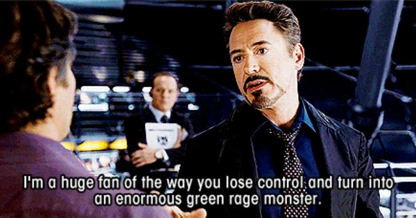 Tony Stark, Iron Man.