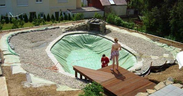 schwimmteich bei heilbronn heilbronn schwimmteich und natur. Black Bedroom Furniture Sets. Home Design Ideas