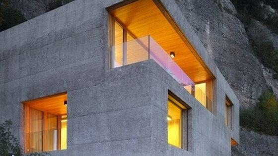 Concrete houses discover more ideas about concrete for Energy efficient concrete homes