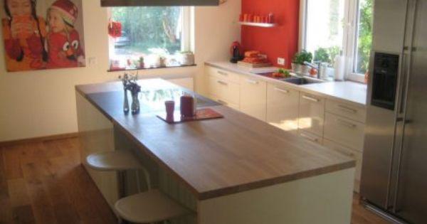 Küche Offene Insel-Küche Haus Pinterest Discover more ideas