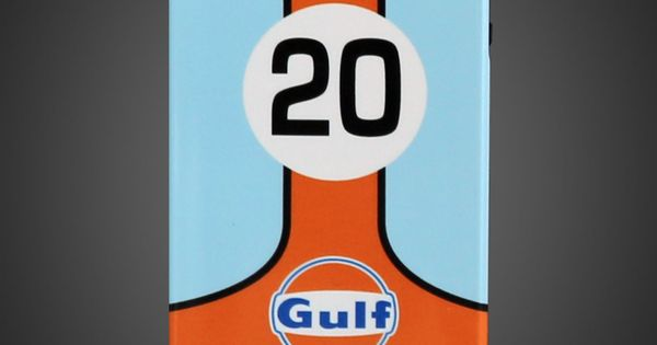 parts of iphone iphone 5 5s gulf racing bumper classic gulf blue 5244