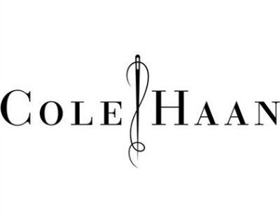 fashion logo cole haan modern serif fluid lines