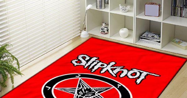 Slipknot Red Logo Blanket