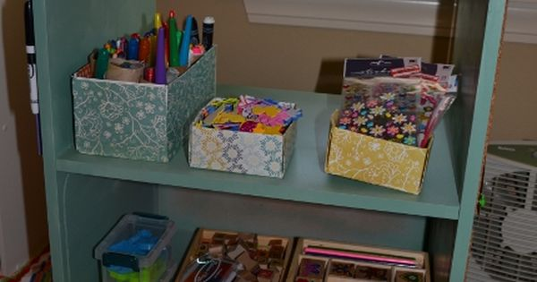 See how i remade an ugly microwave cart into cool craft for Michaels craft storage cart
