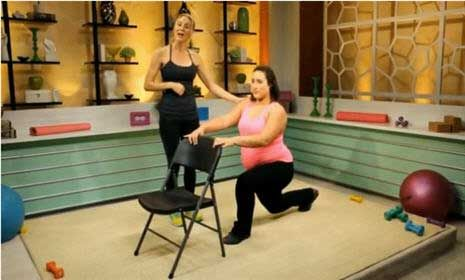 exercises to help you prepare for childbirth  labor