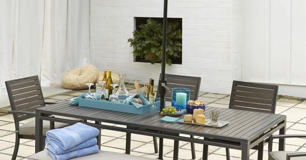 Marlough Outdoor Patio Furniture Dining Sets & Pieces Dining Sets Fur