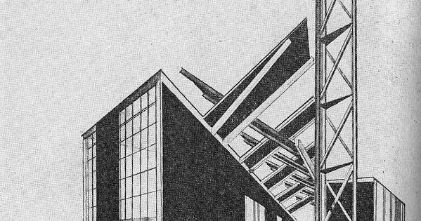 Pabellon urss buscar con google arch history for Architecture urss