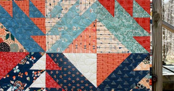 Janome Free Quilting Patterns : Janome Artisan @ladeedah made a beautiful Diamond Weave Quilt using her MC15000 and a variety of ...