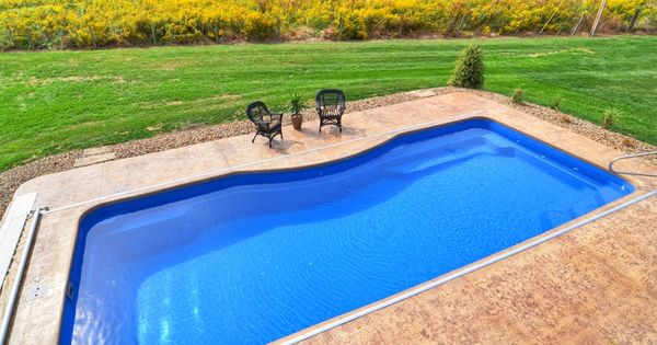 The moroccan range swimming pools fibreglass pools Fibreglass pools vs concrete pools