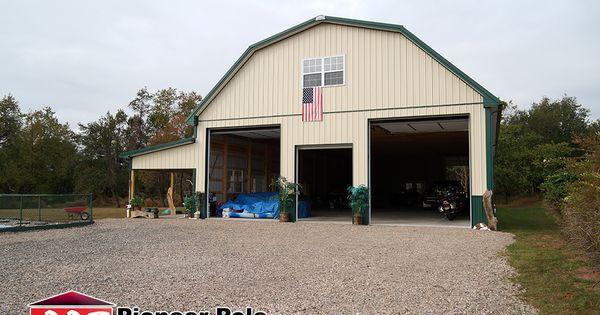 Building dimensions 40 w x 80 l x 14 h id 401 visit for Pole barn dimensions