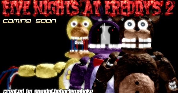 Five Nights At Freddy S 2 Under Construction I Freddy 2