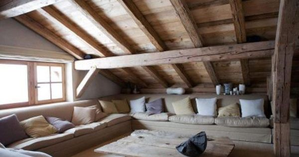 Modern Interior Design Inspired By French Country Home Decorating Style Country House Decor Home Attic Spaces
