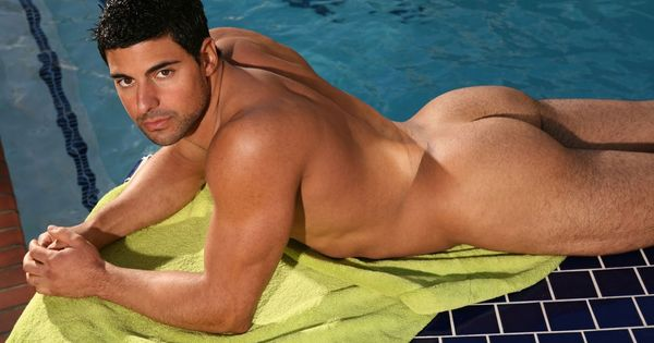 Diego for Playgirl | Perfect Derriere | Pinterest