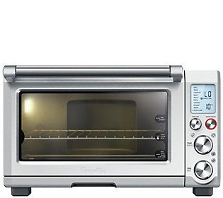 Breville Smart Oven Pro Qvc Com Countertop Oven Toaster Countertop Convection Oven