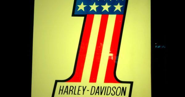 Harley Davidson Number One Logo Harley Davidson Signs Vintage Harley Davidson Harley Davidson Logo