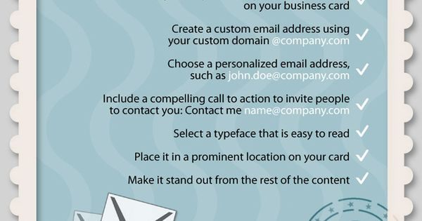 How to Write Business Cards