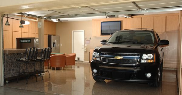 Garage Floor Coating Options Reclaim Any Living Space