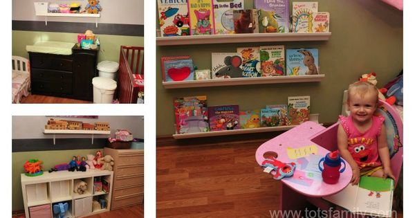 Who Doesn't Love Decorating on a Budget? How About Decorating a Toddler