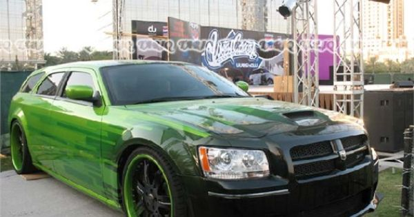 Street Customs Berlin Tv Show Dodge Caliber West Coast Customs Cars Station Wagon Cars