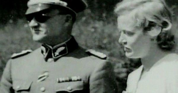 2 sickos: Karl & Ilse Koch. Karl : a Commandant of Sachsenhausen