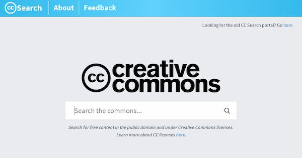 Cc photo search